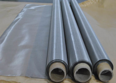 Oil Filter Stainless Steel Screen Printing Mesh Tahan Suhu Tinggi